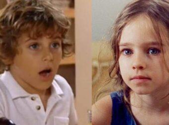 17 παιδιά αγαπημένων Ελληνικών σειρών που μεγάλωσαν και έγιναν γλυκύτατες δεσποινίδες και όμορφοι νεαροί