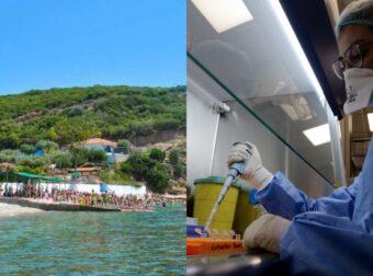 Κoρoνoϊός: Κλείνει για 4 μέρες κατασκήνωση στη Χαλκιδική