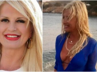 Μαρίνα Πατούλη: Καuτές πόζες με μαγιό μαζί με φιλενάδες! (photos)