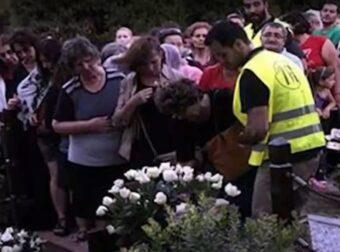 Κοσμοσυρροή σε Θεσσαλονίκη και Αθήνα για τον Άγιο Παΐσιο χωρίς αποστάσεις και μάσκες