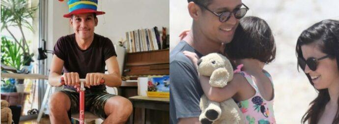 «Λιώσαμε» – Ο Σωτήρης Κοντιζάς ανέβασε την πιο τρυφερή φωτογραφία με τον γιο του