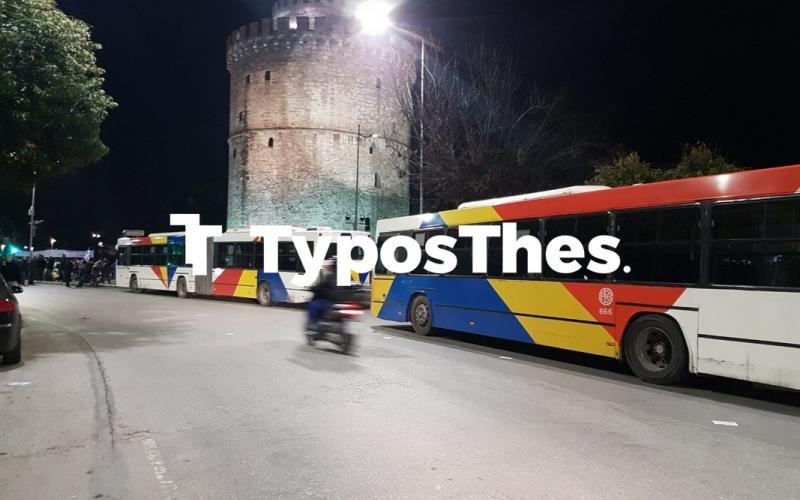 Οδηγός ΟΑΣΘ βρήκε αγνοούμενο κύριο στη Θεσσαλονίκη