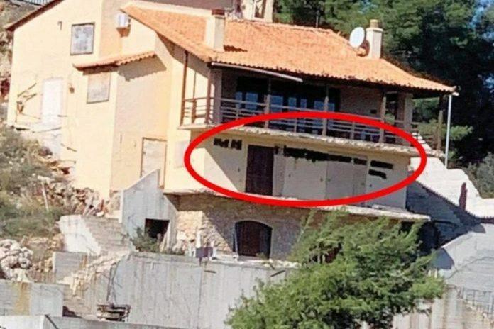 Βανδάλισαν το σπίτι του Πέτρου Φιλιππίδη στην Κορινθία