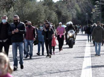 Κορονοϊός: Εισήγηση για αυστηρό lockdown σε ολόκληρη τη χώρα – Αύριο οι αποφάσεις