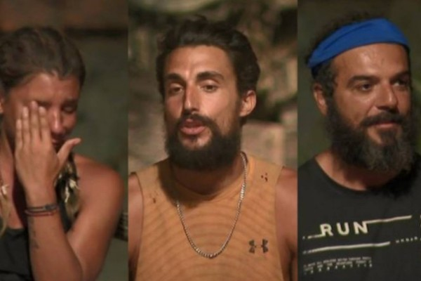 Survivor 4: Τριαντάφυλλος και Σάκης υποψήφιοι προς αποχώρηση! – Survivor