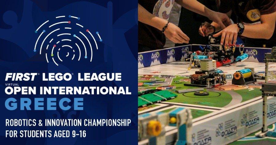 Πρωτάθλημα Ρομποτικής: Για πρώτη φορά στην Ελλάδα με 200 ομάδες από όλο τον κόσμο