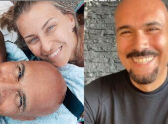 Δημήτρης Σκουλός: Μπαμπάς για 2η φορά. Το πρώτο βίντεο μέσα από το μαιευτήριο με τη νεογέννητη κόρη του