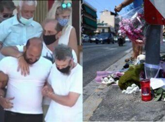 Θρήνος στη Νίκαια: Το τελευταίο αντίο στην μικρή Παναγιώτα – Δάκρυσε και ο Θεός με την φωνή του πατέρα της