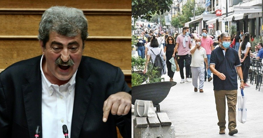 """Ο Παύλος Πολάκης ξαναχτυπά: """"Τα μέτρα κατά των αντιεμβολιαστών καταπατούν το δικαίωμα της ελευθερίας"""""""