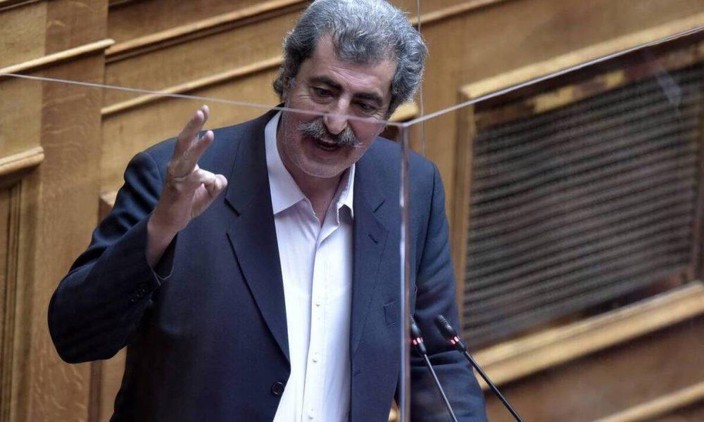 Παύλος Πολάκης: «Τα μέτρα κατά των αντιεμβολιαστών καταπατούν την ελευθερία»